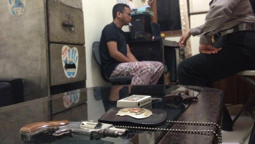 Mahasiswa Koboi di Bogor Juga Punya Lencana Mirip Polisi, Buat Apa?