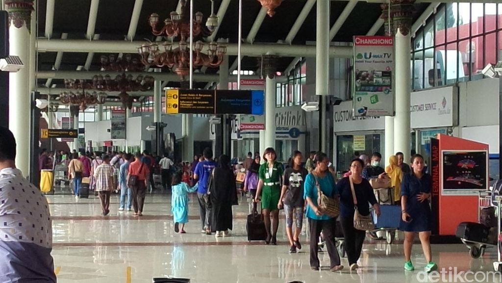 Tim Gabungan Gagalkan Penyelundupan Sabu 1 Kg di Bandara Soekarno-Hatta