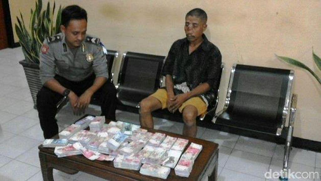 Penipuan Berkedok Dukun Sakti Pengganda Uang Makan Korban di Banyuwangi