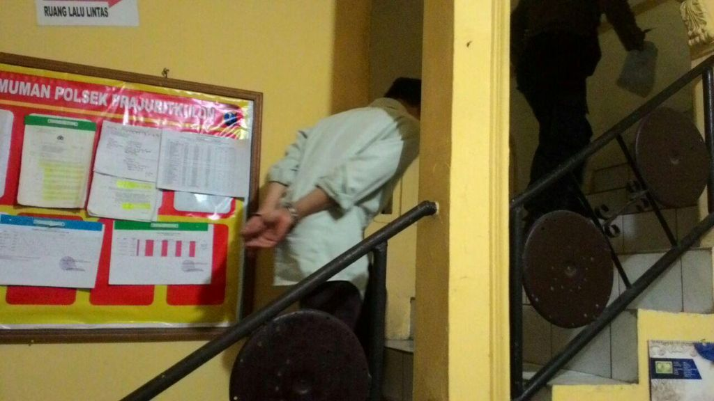 Tukarkan Uang Palsu Rp 4 Juta, Pria di Mojokerto Ini Diciduk Polisi