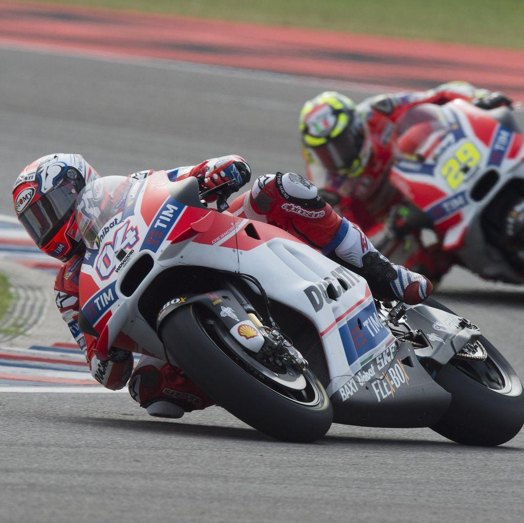 Sachsenring Akan Jadi Ujian untuk Ducati