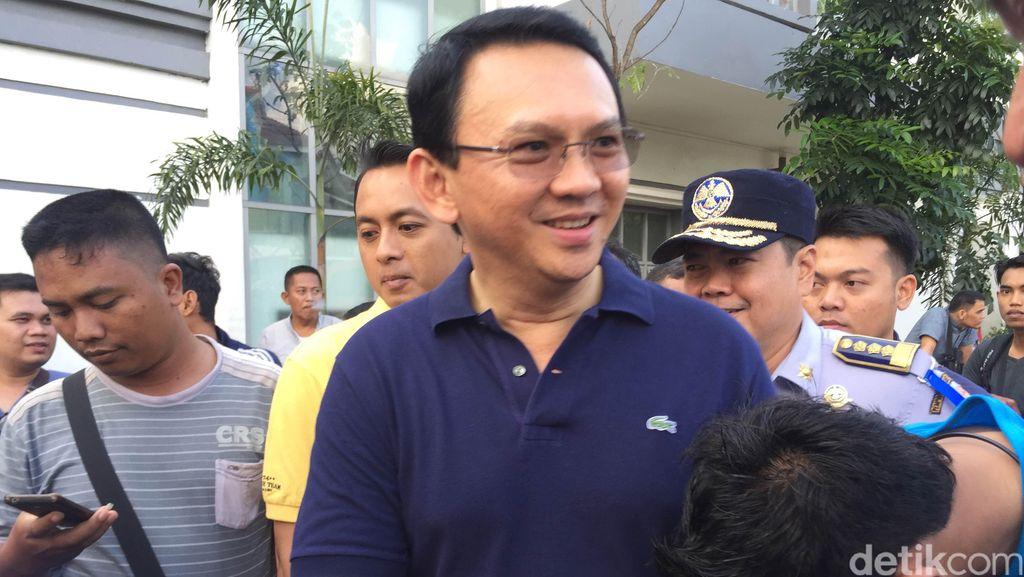 Alasan Ahok Pilih 27 Juli untuk Tentukan Jalur Politik: Ya Syawal kan