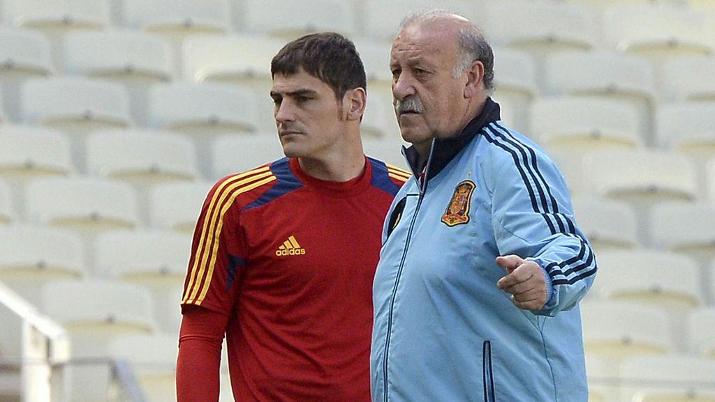 Puyol Komentari Konflik Del Bosque-Casillas