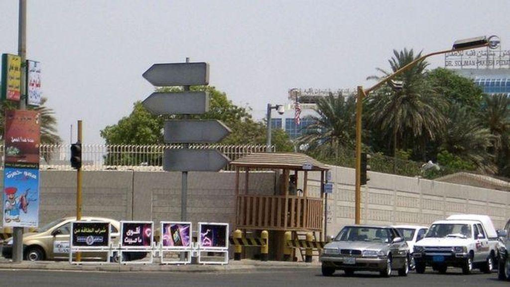 Ini Identitas Pelaku Bom Bunuh Diri di Jeddah
