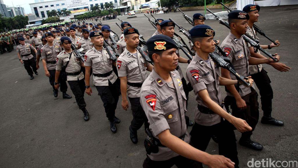 Pengamanan Pilkada, Kapolda Aceh: Jika Melanggar Hukum Kita Tindak!