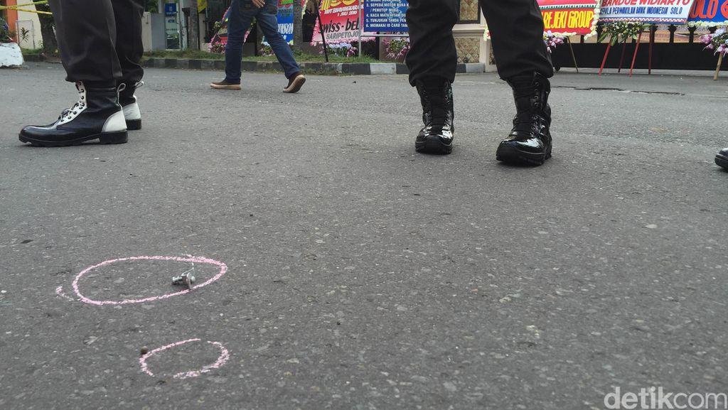 Bom Bunuh Diri di Solo, Polisi Tangkap 4 Orang Kelompok Nur Rohman