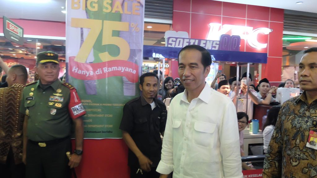 Presiden Jokowi Kunjungi NTT Peringati Hari Keluarga Nasional