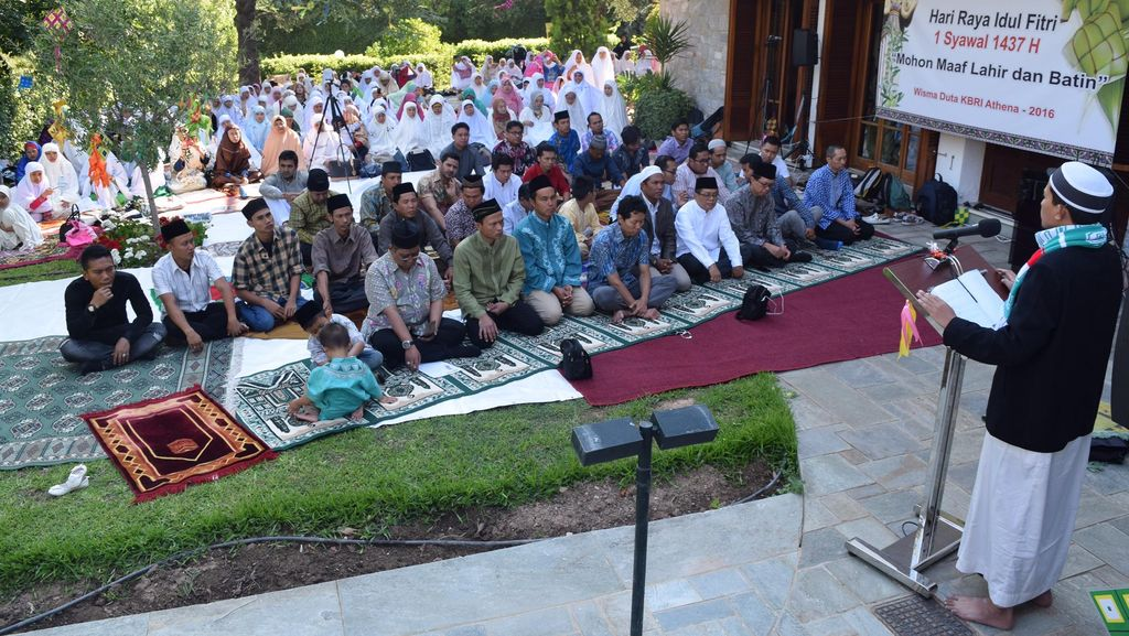 Pesan dari Negeri Para Dewa: Jadilah Muslim yang Baik