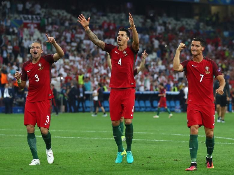 Portugal vs Wales, Siapa Dapat Tiket Pertama ke Final?