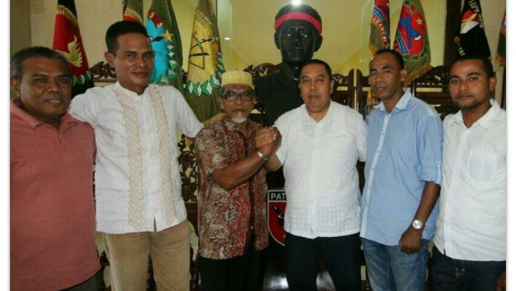 Damai Usai Konflik Panjang, 2 Desa di Maluku Kini Bisa Berlebaran Bersama