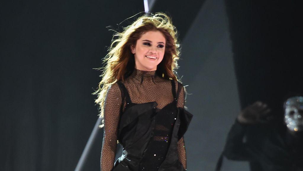 Foto Selena Gomez Ini Dapat Like Terbanyak di Instagram