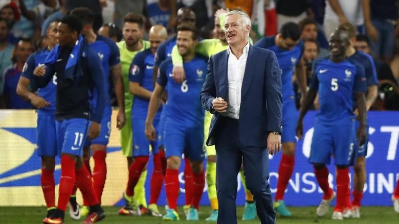 Akhir Dari Pertandingan Final Piala Eropa