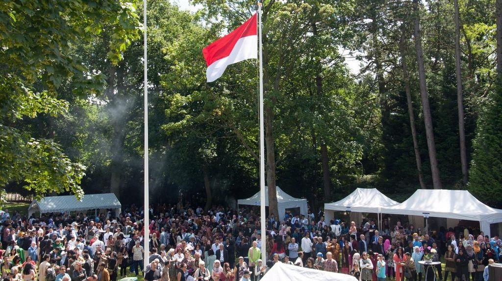 Semangat Kebhinnekaan Indonesia Warnai Lebaran di Belanda