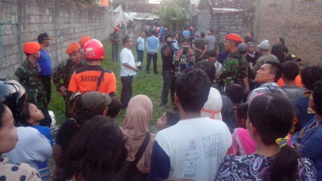 Lokasi Helikopter Jatuh Disterilisasi, Warga Dilarang Masuk