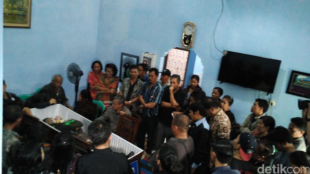 Cita-cita Serda Yogi Sirait yang Tak Kesampaian: Ajak Ibunda ke Samosir