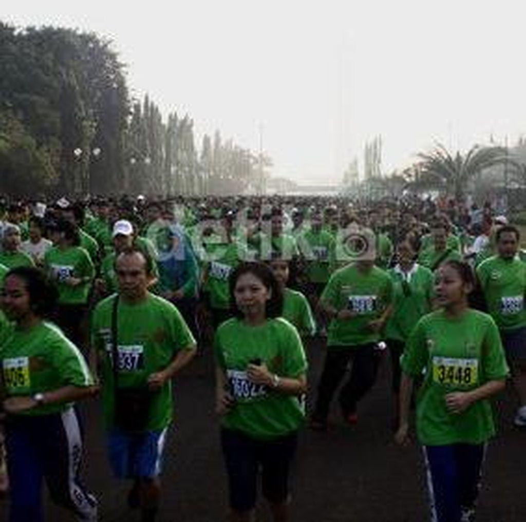 MILO Jakarta International 10K juga Jadi Pesta Komunitas Lari Ibukota