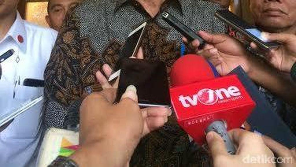 Reklamasi Teluk Benoa, Luhut: Keppres Dibuat Zaman SBY, Tentu Ada Alasannya