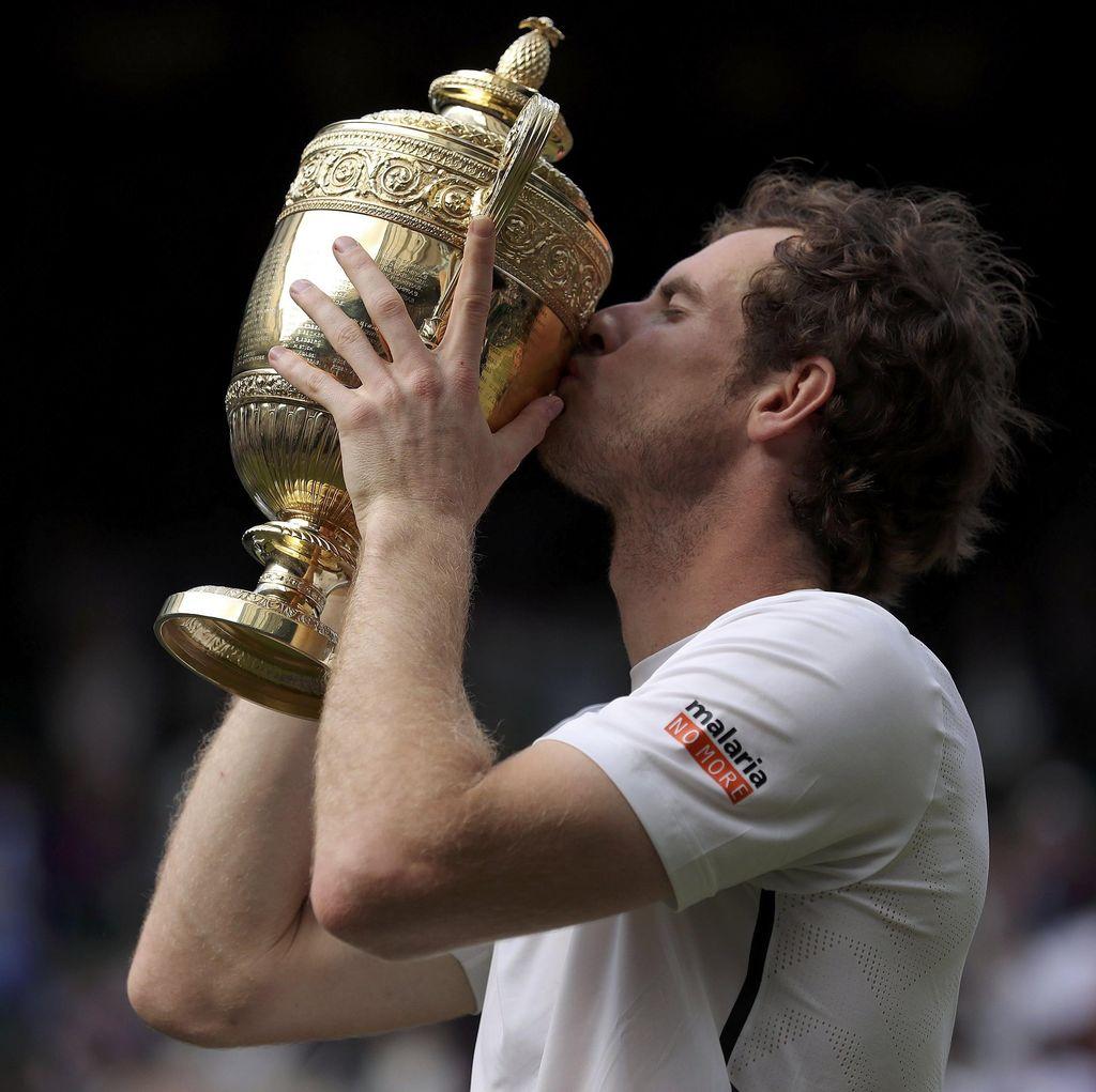 Setelah Tiga Tahun Menanti, Murray Kembali Raih Titel Grand Slam