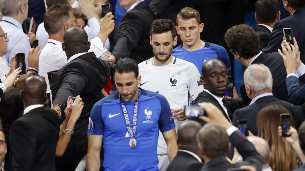Prancis Harus Segera Lupakan Kegagalan di Piala Eropa