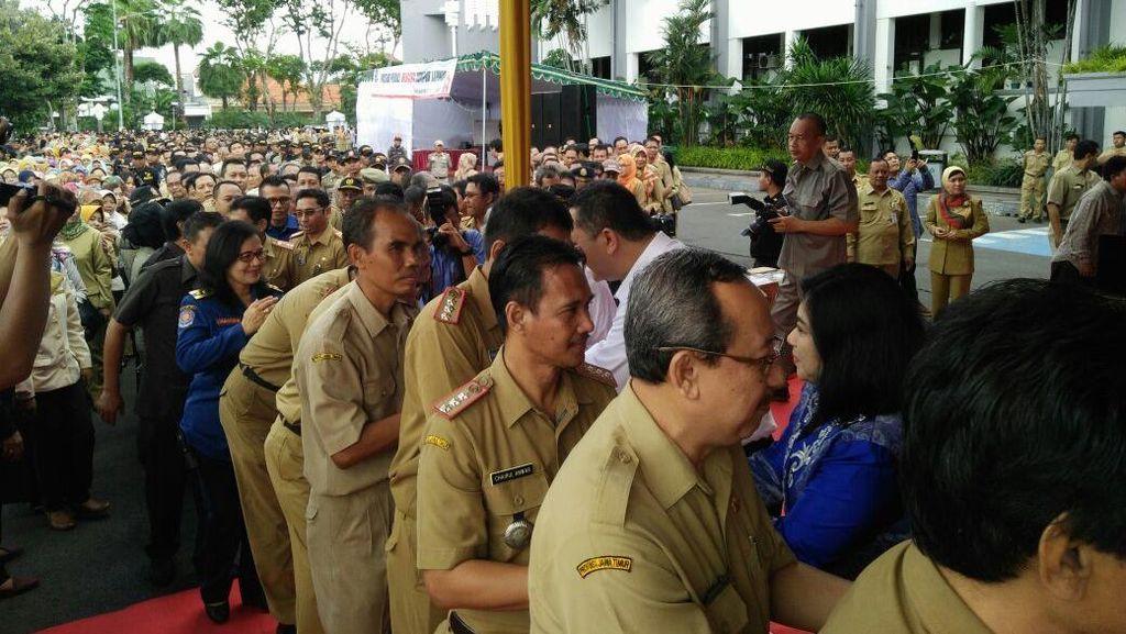 Inspektorat Surabaya Turunkan 48 Anggota di Seluruh SKPD Pantau PNS Bolos