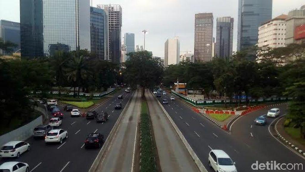 Dinas Bina Marga DKI Beberkan Pentingnya Ring Road Semanggi