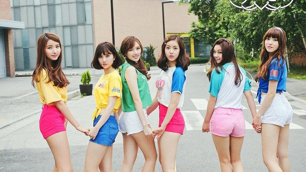 G-Friend Makin Mencuri Hati dengan Musik Pop-Rock ala Anime