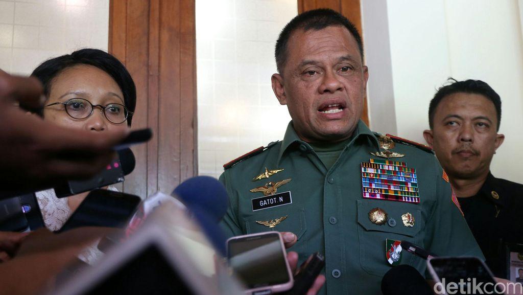 Jokowi Instruksikan TNI-Polri Cegah Pertikaian, ini Respons Panglima TNI