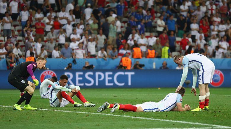 Inggris Dapat Warisan Catatan Buruk Portugal di Piala Eropa