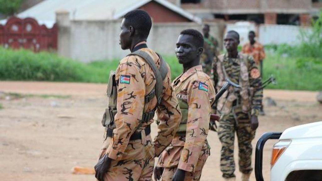 Pertempuran Sengit Terjadi di Sudan Selatan