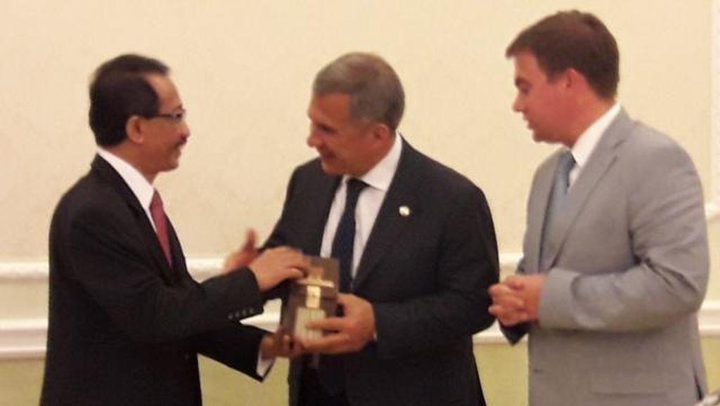 Islam Jadi Perekat Hubungan Indonesia dan Rusia