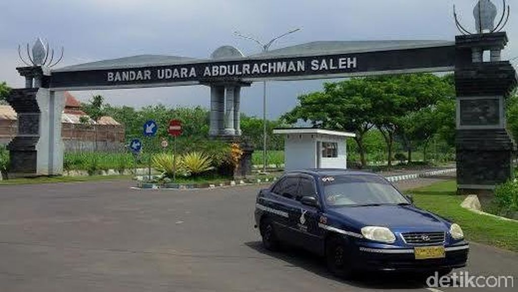 Bandara Malang Kembali Dibuka