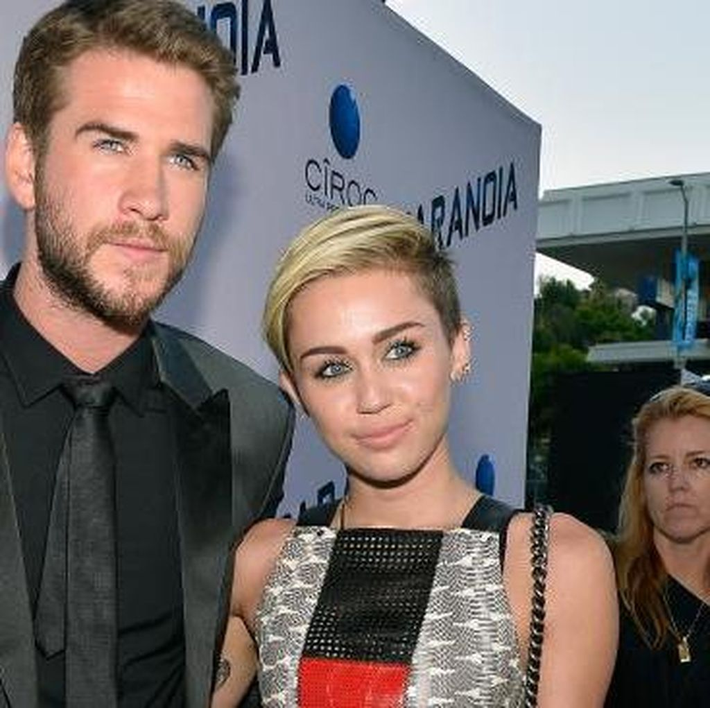 Tunangan Lagi dengan Liam Hemsworth, Miley Cyrus Sudah Jarang <i>Party</i>