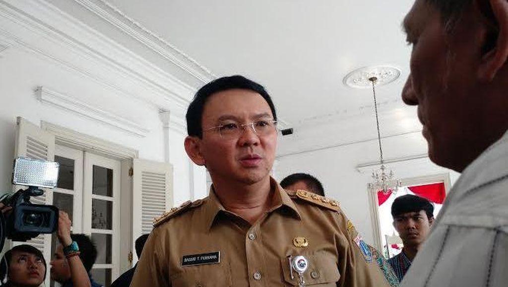 Soal Jalur Politik, Ahok: Tunggu Hari Baik, Mirip Pak Jokowi Mau Reshuffle