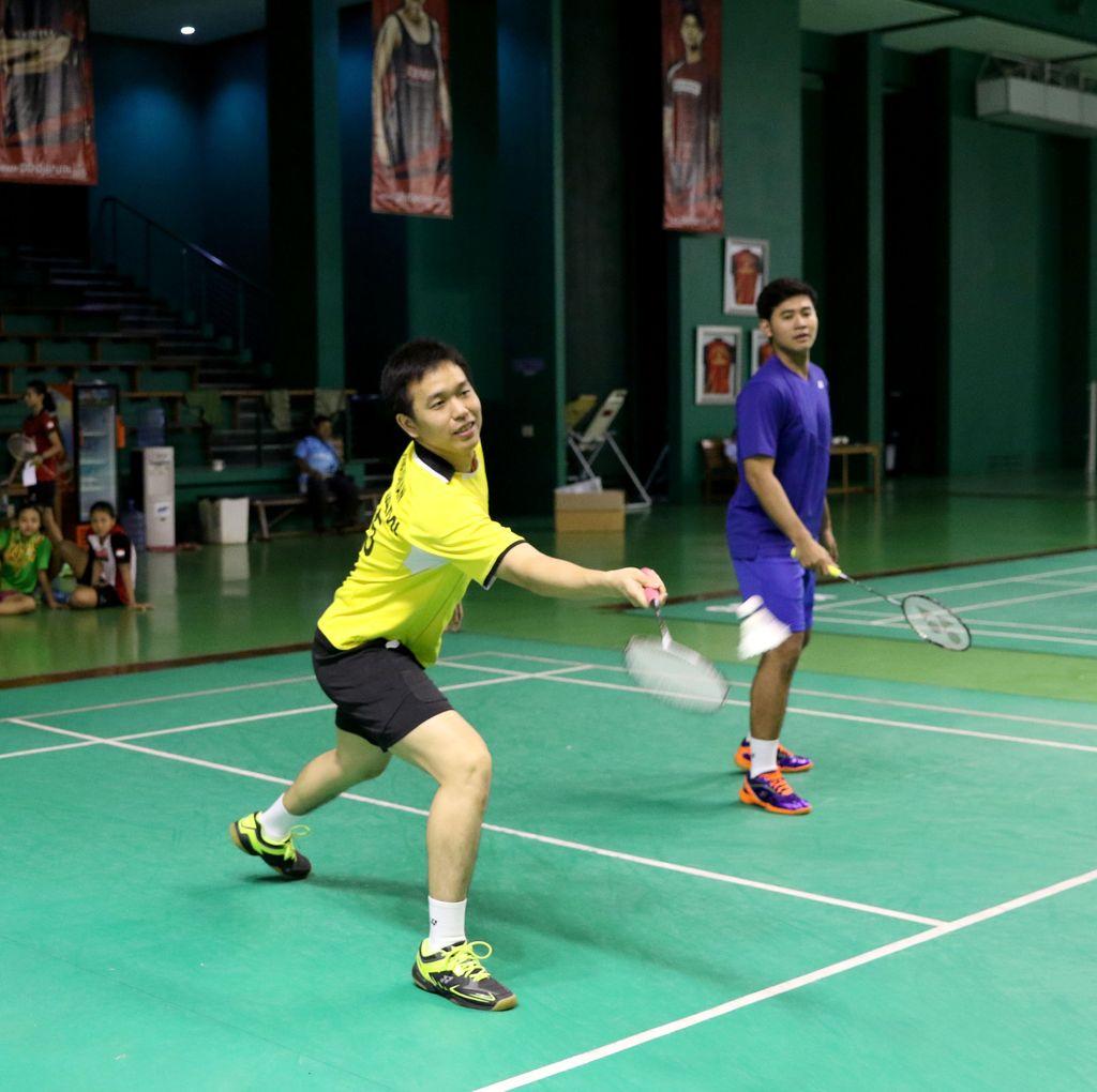 Tim Bulutangkis Indonesia Dapat Latihan Fisik Khusus Selama Karantina