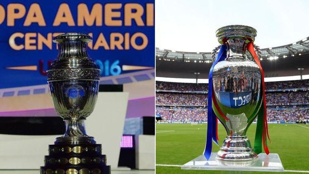 Setelah Copa America Centenario dan Piala Eropa, Berikutnya Apa?