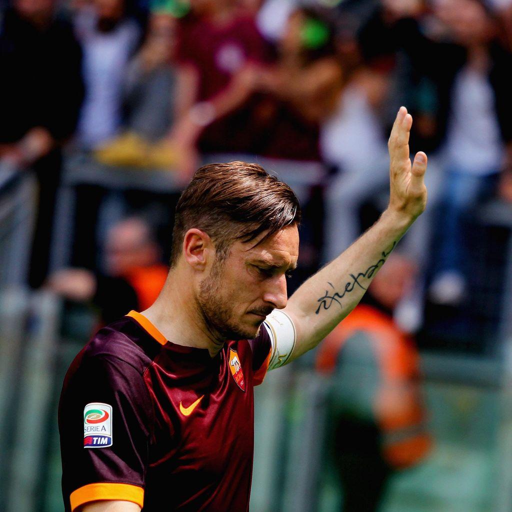 Totti Ultah, Rudi Garcia Ucapkan Selamat dan Sampaikan Penyesalan