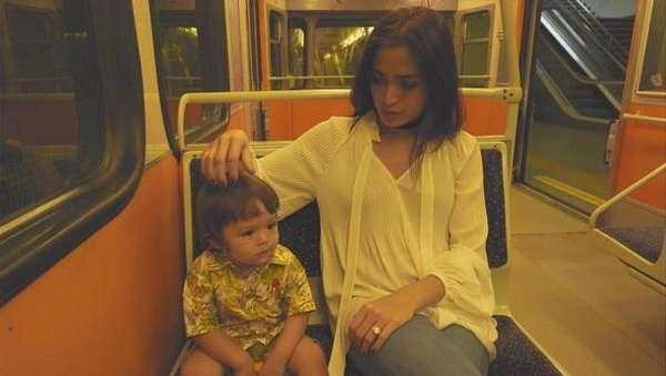Gemes! Lucunya El Barack, Putra Jessica Iskandar saat Liburan