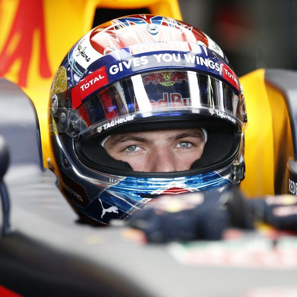 Max Verstappen yang Kian Oke