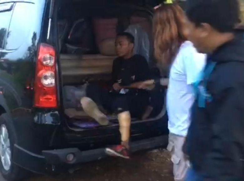 Hendak Kabur saat Ditangkap, Pembunuh Wanita di Hotel Elysta Ditembak Polisi