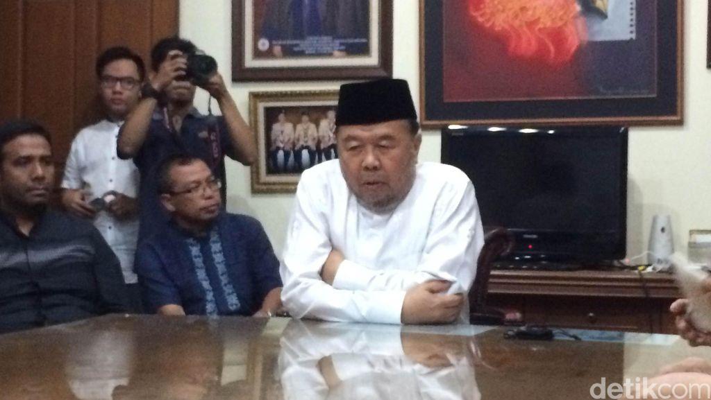 Temui Zulkifli Hasan, MPJ: Kami dan PAN Ikhtiar Jadikan Risma Cagub DKI