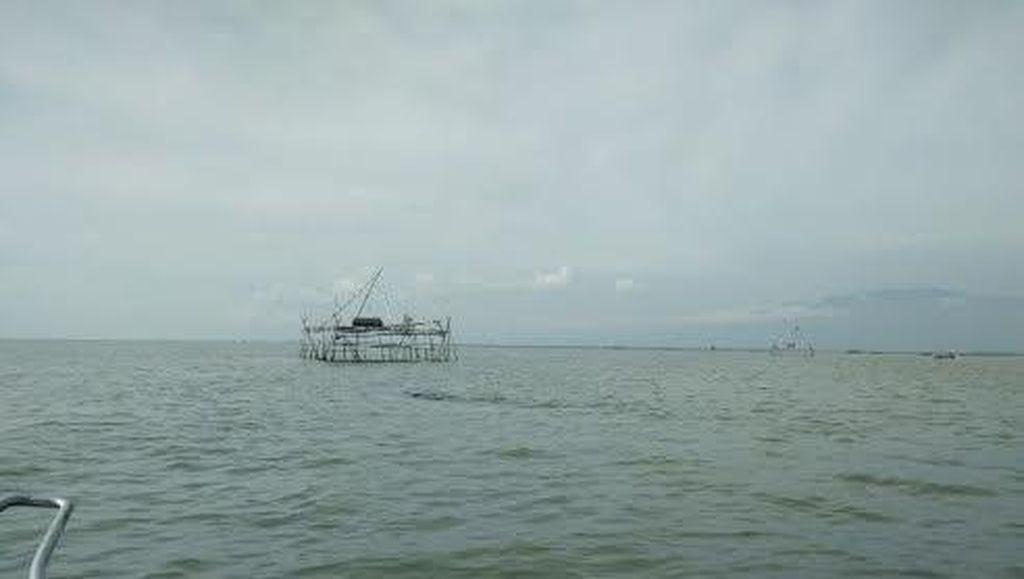 Nelayan Gagal Selamatkan Hiu Tutul Seberat 1 Ton yang Terdampar di Pantai Menganti