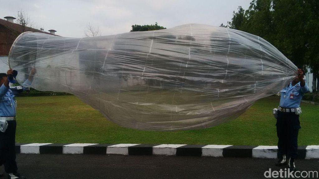Cerita Danlanud Adisutjipto Soal Pro dan Kontra Pelepasan Balon Udara