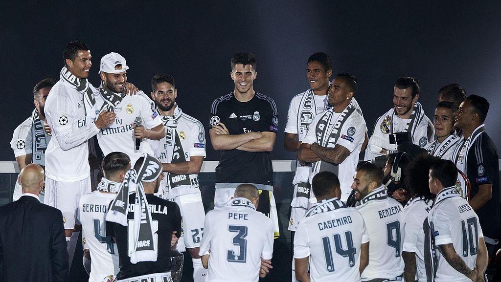 Real Madrid Masih Klub Sepakbola Paling Bernilai
