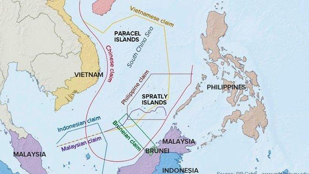 RI Diminta Prakarsai Joint Statement Soal Putusan Hukum Laut China Selatan