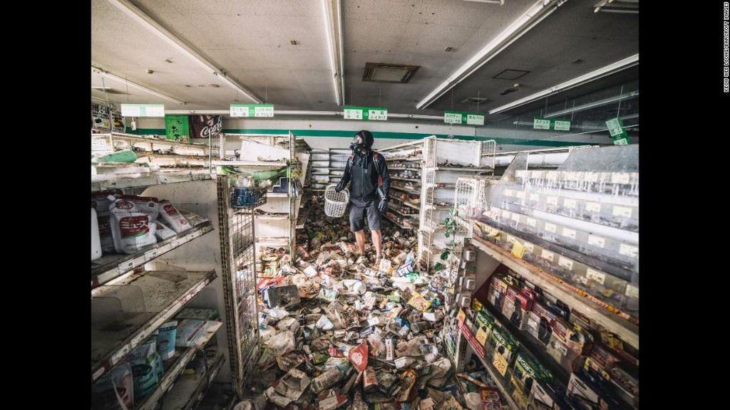 Begini Horornya Fukushima Pasca Tragedi Tsunami dan Kebocoran Nuklir 2011