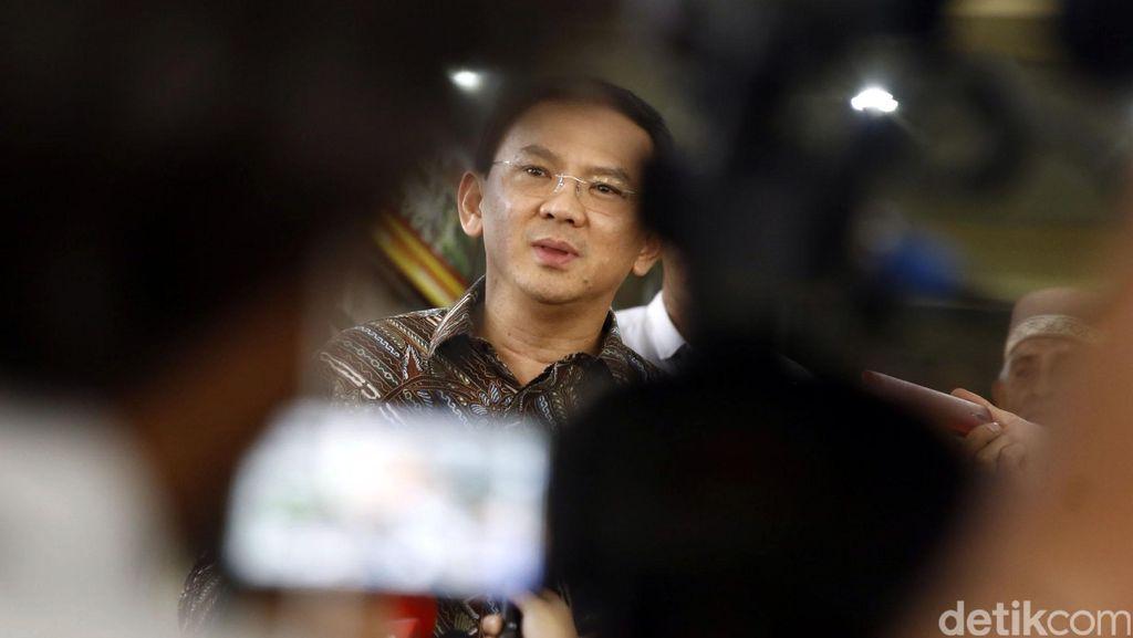 Cerita Lengkap Ahok, Disuguhi Pempek Lalu Ngaku Didukung Megawati