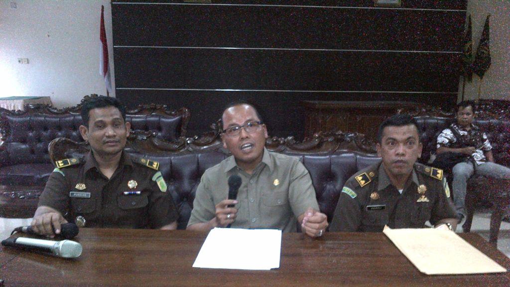 Staf Ahli Gubernur Riau Ditahan Terkait Korupsi Lahan Asrama Haji Rp 8 M