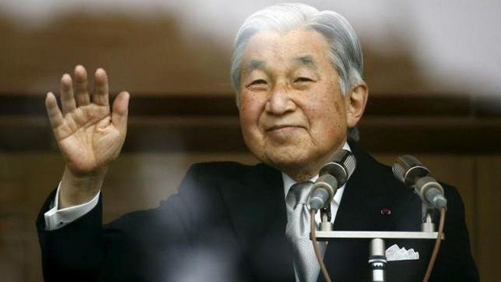 Berusia 82 Tahun, Kaisar Jepang Akihito Berencana Turun Tahta