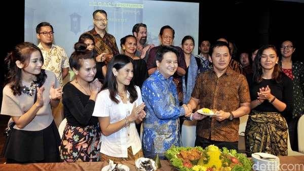 Ayushita hingga Dian Sastro Hadiri Syukuran Film Kartini