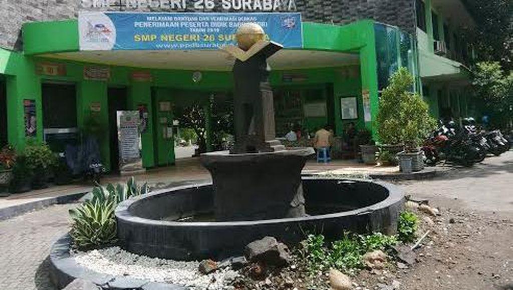 SMPN 26 Dibobol Maling, Penjaga Sekolah Disekap